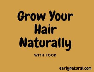 Best Foods to help your Hair Growth
