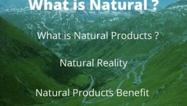 What is Natural Product and its Benefits?