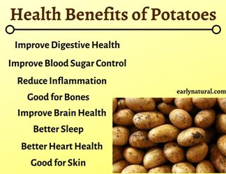 Benefits of Potato