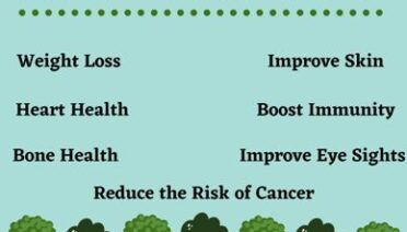 Check this Top 7  Broccoli benefits for health