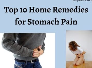 Home remedies for Stomach Pain