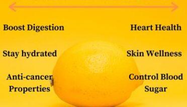 Check this Top 7 Health Benefits of Lemon