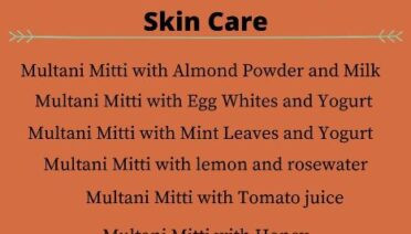 Top 6 Multani Mitti Face Pack and its Uses