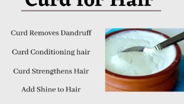 How to Use Curd for Hair?