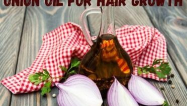 Three Ways To Use Onion Oil For Hair Growth